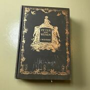 1911 J.m. Barrie Peter And Wendy 1st Ed Scribnerand039s Pan Hb Hc F.d. Bedford Illust
