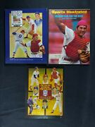 Major League Baseball Johnny Bench Hof Yearbook Sports Illustrated