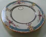 John F Kennedy Personally Owned And Used Large Dinner Plate Signed Sothebyand039s 2005