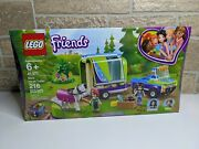 New Lego Friends 41371 Miaand039s Horse Trailer Ages 6+ 216 Pcs Priority Shipping