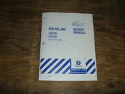 New Holland Bw28 Bw38 Bale Wagon Distribution Systems Shop Service Repair Manual