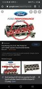 Ford Racing 4.6l/5.4l High Flow Cnc Ported 3v Right Hand Cylinder Head...