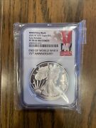 In Hand 2020 Wwii W Silver Eagle Early Releases Ngc Pf 70 Ultra Cameo