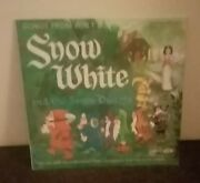 Snow White And The Seven Dwarfs Lp Polly James, Brian Fahey Uk 1966 Emi Mfp