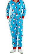 Tipsy Elves Unisex Medium Snowman Is An Island Jumpsuit Sold Out