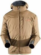 Sitka Gear Menand039s Kelvin Lite Water Repellent Insulated Hunting Hoody