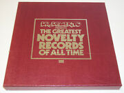 Dr. Demento - The Greatest Novelty Records Of All Time - 2656 - Autographed
