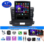 9.7and039and039car Android 10.1 Navi Gps Wifi 2+32gb Mp5 Player For Outlander Xl 2 06-15