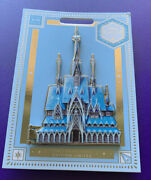 Disney Store Frozen Arendelle Castle Limited Release Pin Free Shipping