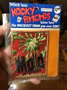 1973 Kooky Patches Mold Detergent In Unopened Pack A Wacky Packages Spin Off