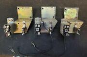 1968 Cougar Turn Signal Relay C8wb-13a366-a Mounting Bracket Circuit Breaker