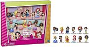 Disney Princess Comics Minis Comfy Squad Small Doll Collection 12-pack In Stock