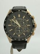 Citizen Eco-drive Eco-drive Solar Watch By1032-04e H610-s099277 97b2 Verygood W