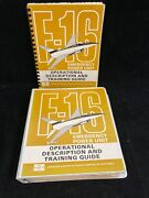 1980 Israel Air Force F-16 Emergency Power Unit Operational Descandtraining Guide