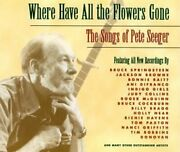 Where Have All The Flowers Gone The Songs Of Pete Seeger V/a 2 Cds Like New