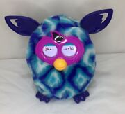 Hasbro Furby Boom Plush - Teal Blue 2012 - Working Excellent Condition