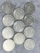 Lot Of 11 Paradice Riverboat Casino East Peoria Il 25 Cents Tokens