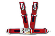 Teamtech Driver Harness Latch Driver Harness Red