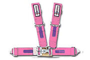 Teamtech Driver Harness Latch Driver Harness Pink