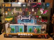 Roblox Adopt Me Pet Store 40 Pieces Includes Exclusive Virtual Item Code New