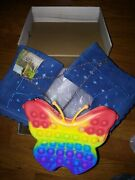 Bearpaw In Orout Door Slippersbrand New Nice B/day Or Christmas Won't Last
