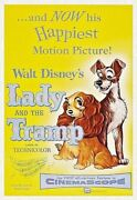 35mm Feature Lady And The Tramp Dolby Stereo Print 1955 Cinemascope