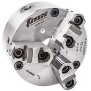 Toolmex 16 Forged Steel 3 Jaw Front Mount Lathe Chuck Made In Poland