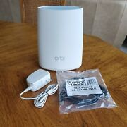 Netgear Orbi Rbr40 Router Ac2200 Tri-band Wifi Network Great Condition