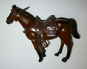 Vintage Kenner 1979 Bluff Horse For 3 3/4 Butch And Sundance Action Figures Lot 1