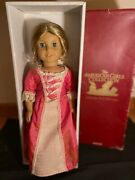 Pleasant Company /american Girl Elizabeth Doll And Meet Bookdisplay Only