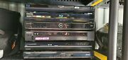 Lot Of 7 Blu-ray Players Dvd Players Anddvd Recorder No Remotes