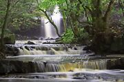 Summerhill Force, Bowlees Top Quality 30 X 20 Canvas Landscape Photography