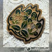 Antique Chinese Export Champleve Cloisonne Enamel Pin Estate Jewelry Buy-out