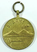 Commemorative Medal Entrance Of The Allied Armies In Naples 1943 5th Army