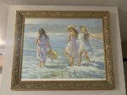 Robert Williams Signed Print By The Sea