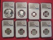 2016 Limited Edition Proof Set All Ngc Pf70uc W/ogp