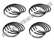 Belarus Tractor Set Of Piston Rings On The Engine 400/420/450an/t40