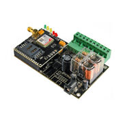 Remote Control Sms And Switch Dtmf On Base Gsm 9-32v Dc 2 Output Relay 2 Input