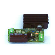Power Supply Variable Lm317 Da 1,25v A 32v Current Max 1,5a With Sink
