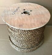 1/2 Treated Manila Rope Cut To Length .20 Per Foot Crafts Work Farm Dock New