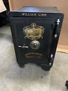 Antique Montgomery Ward And Co. Safe