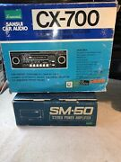 Vintage Nos High End Shaft Cassette Tuner And Amp Metal Tape Dolby B Music Search