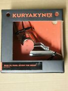 Kuryakyn Chrome Rear Oil Panel Accent For 2014-up Indian Motorcycles 5644