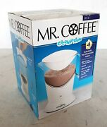 New - Cocomotion Mr Coffee Automatic Hot Chocolate Maker 4 Cup Milk Frother