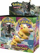 Pokemon Vivid Voltage Booster Box - 36 Packs - Brand New - Ships Now