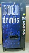 Dixie Narco Soda Canned/bottled Vending Machine - 501e With Cc Reader