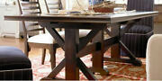 Thomasville Wanderlust Trestle Dining Table Free In Home Delivery Most Usa