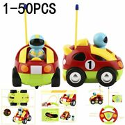 Christmas Toy Gift For Kids Baby Toddlers Cartoon Radio Astronaut R/c Race Car