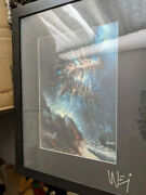 Wow Blizzard Sindragosa 2009 Charity Auction Signed By Wei