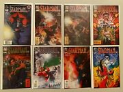 Starman Lot 50 Different From 0-69 + 2 Annuals 8.0 Vf 1994-2000 2nd Series